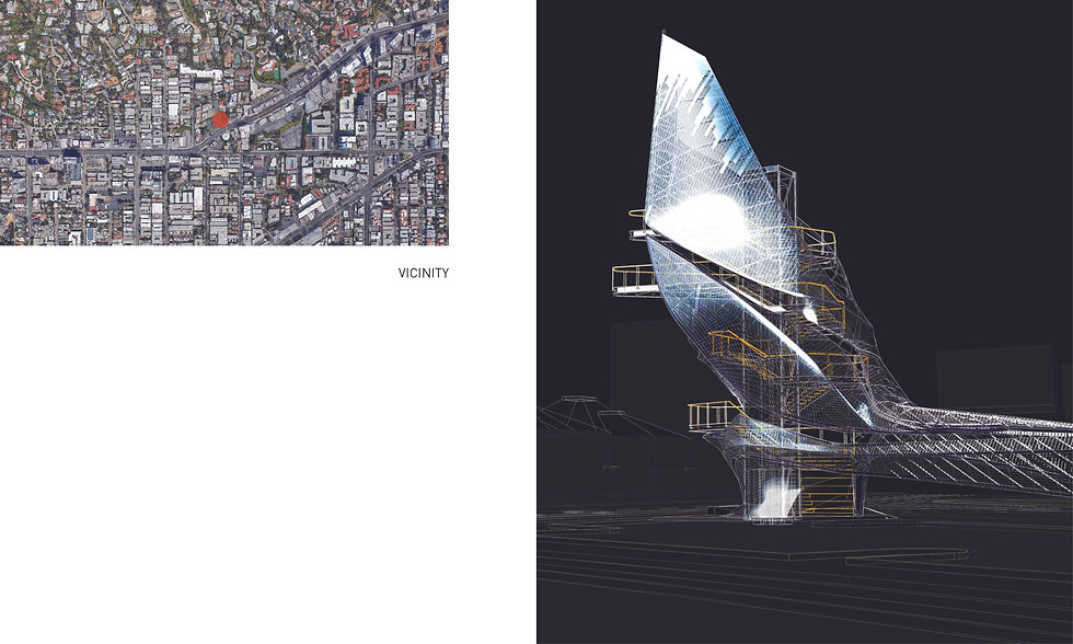 Architecture Informed by Technology Sustainability Innovation, LA VELA on Sunset in West Hollywood (propsal) by Tighe Architecture