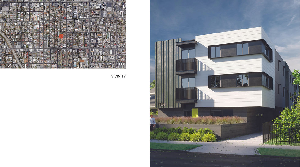 Architecture Informed by Technology Sustainability Innovation, Kenmore Co-Living in Los Angeles by Tighe Architecture