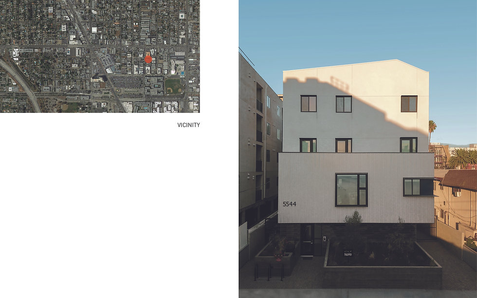 Architecture Informed by Technology Sustainability Innovation, Sierra Bonita Affordable Housing in West Hollywood by Tighe Architecture