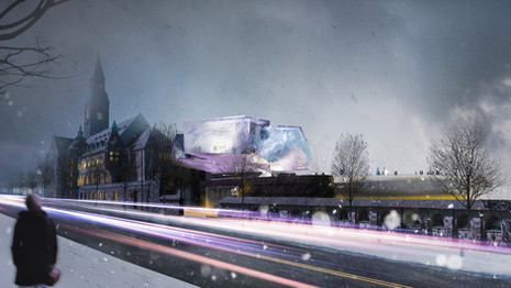 NEW NATIONAL MUSEUM, HELSINKI