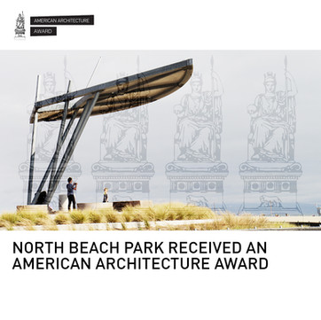 North Beach Park American Architecture Award