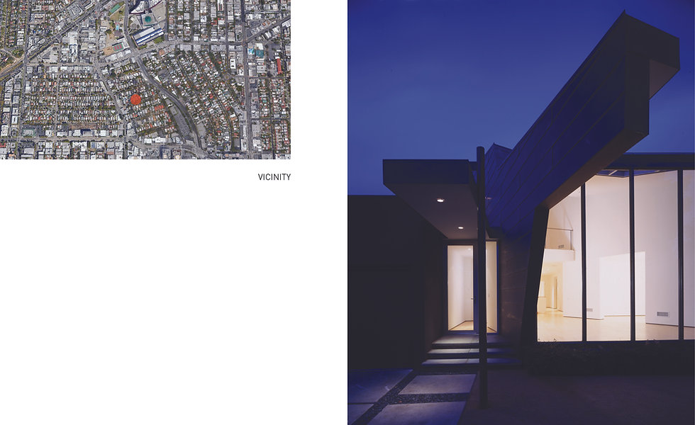 Architecture Informed by Technology Sustainability Innovation, Ashcroft Studio in West Hollywood by Tighe Architecture