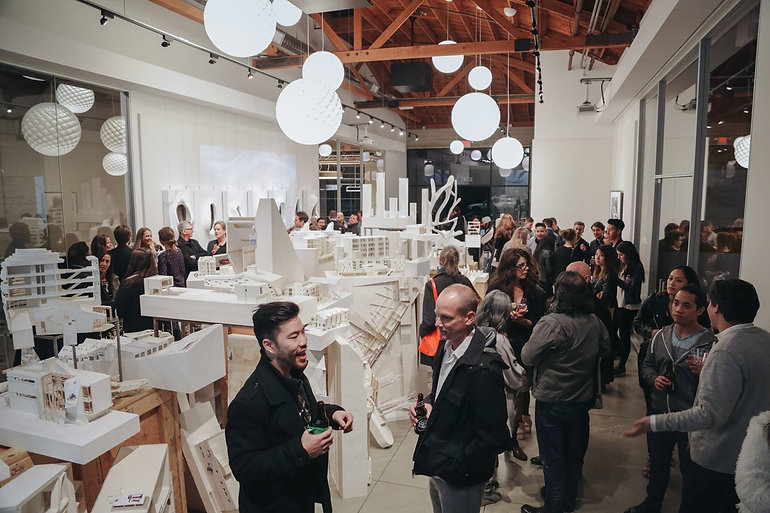 Architecture Informed by Technology Sustainability Innovation, Tagged at Helms Design Center in Culver City by Tighe Architecture
