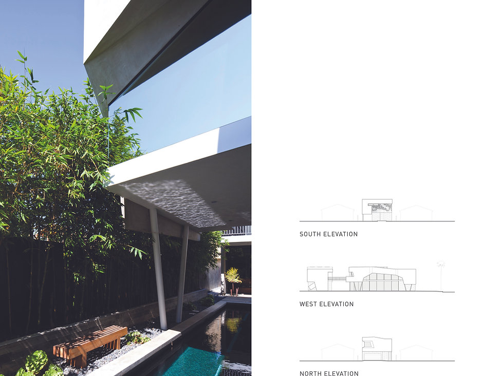 Architecture Informed by Technology Sustainability Innovation, Milwood Residence in Venice by Tighe Architecture