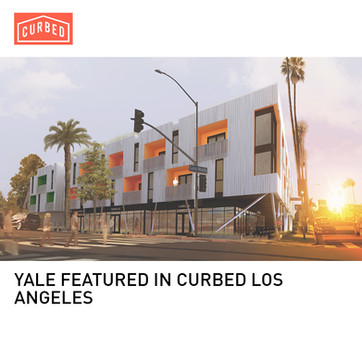 Yale Mixed-Use Curbed LA