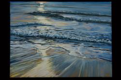 Daybreak 18 x 24 oil on canvas