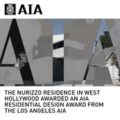 Nurizzo Residence AIA Award