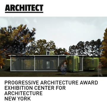 Nodular House Progressive Architecture Award Exhibition
