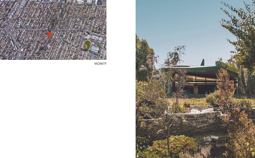 Architecture Informed by Technology Sustainability Innovation, Longwood ADU in Mid City Los Angeles by Tighe Architecture