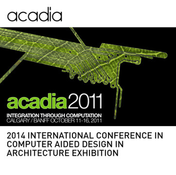 CAD Design in Architecture Exhibition Acadia
