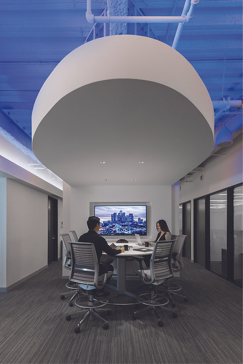 Architecture Informed by Technology Sustainability Innovation, Douglas Elliman CA Headquarters Interior Revival in Beverly Hills by Tighe Architecture