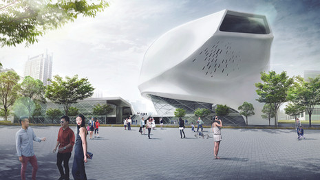 TAICHUNG MUSEUM OF FINE ARTS