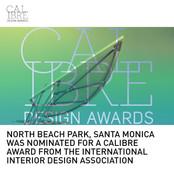 Noth Beach Park Calibre Award