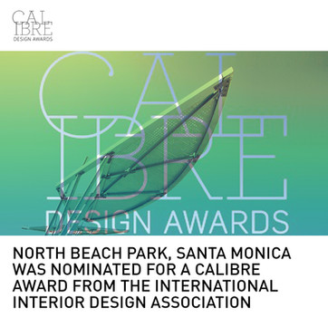 North Beach Park Calibre Award