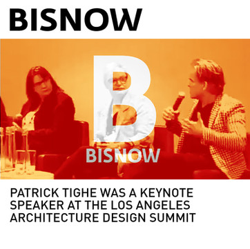 Patrick Tighe Architecture Design Summit Keynote Speaker