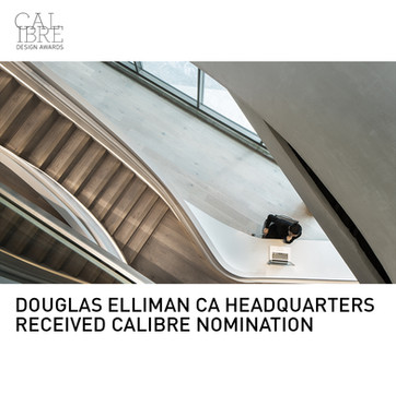 Douglas Elliman CA Headquarters Calibre Award