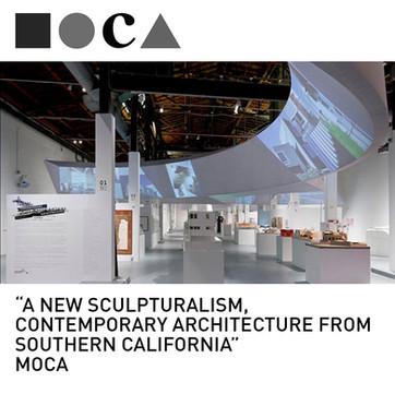 MOCA A New Sculpturalism Exhibition