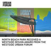 North Beach Park Westside Urban Forum Award