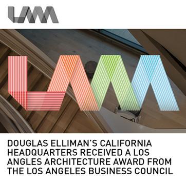 Douglas Elliman CA Headquarters LA Architectural Award