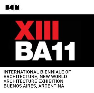 New World Architecture Exhibition Argentina Biennale