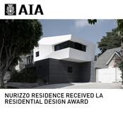 NURIZZO AIA RESIDENTIAL AWARD