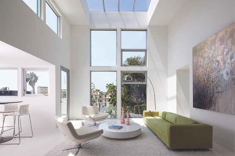 Architecture Informed by Technology Sustainability Innovation, Garrison Residence in Redondo Beach by Tighe Architecture