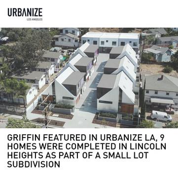 Griffin Urbanize LA