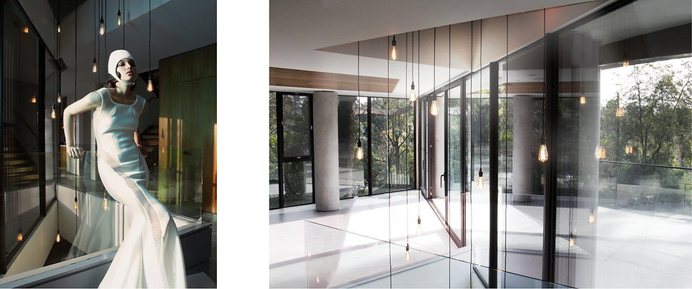 Architecture Informed by Technology Sustainability Innovation, Hollywood Hills House in Los Angeles by Tighe Architecture