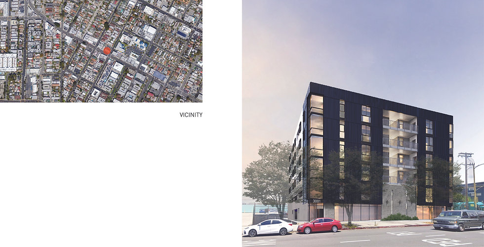 Architecture Informed by Technology Sustainability Innovation, 3001 Beverly in Los Angeles by Tighe Architecture