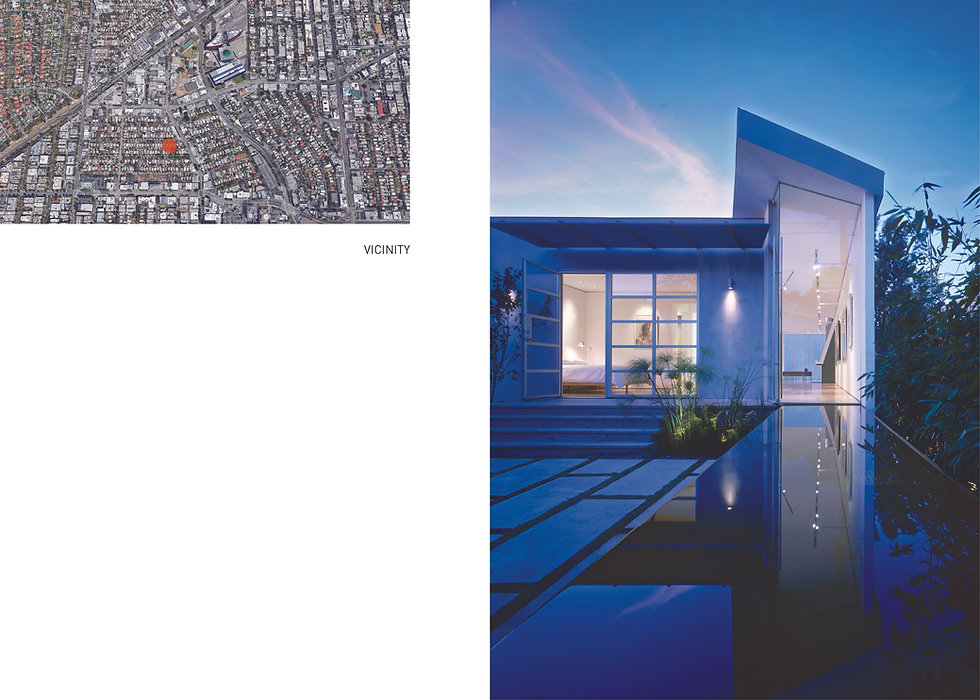 Architecture Informed by Technology Sustainability Innovation, Collins Gallery in West Hollywood by Tighe Architecture