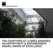 La Brea Affordable Housing Opportunity & Empowerment Award