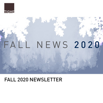 Fall Newsletter 2020