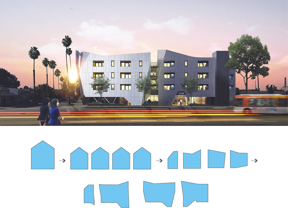 Architecture Informed by Technology Sustainability Innovation, Pacific Landing 100% Affordable Housing in Santa Monica by Tighe Architecture