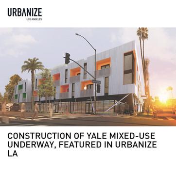 Yale Under Construction