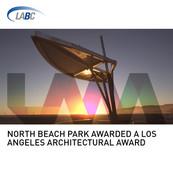 North Beach Park LA Architectural Award