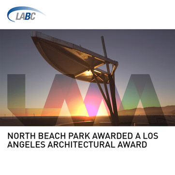 North Beach Park LA Architectural Award