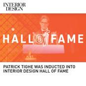 Patrick Tighe Interior Design Magazine Hall of Fame