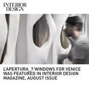 L'Apertura Venice Biennale Interior Design Magazine