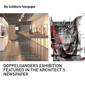 Doppelgangers Exhibition Architect's Newspaper