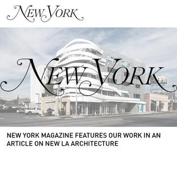 La Brea Affordable Housing New York Magazine