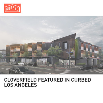 Cloverfield Mixed-Use Curbed LA
