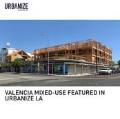 Valencia Urbanize LA