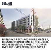 Barranca Under Construction