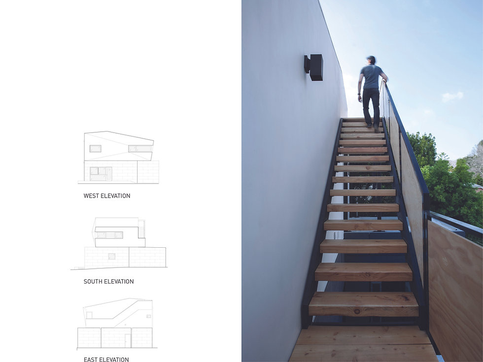 Architecture Informed by Technology Sustainability Innovation, Nurizzo Residence in West Hollywood by Tighe Architecture