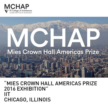 Mies Crown Hall Americas Prize Exhibition Chicago
