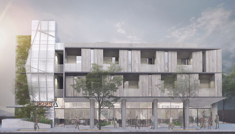 Architecture Informed by Technology Sustainability Innovation, Broadway Mixed-Use in Santa Monica by Tighe Architecture