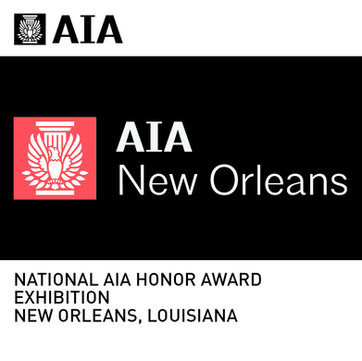 AIA Award Exhibition New Orleans