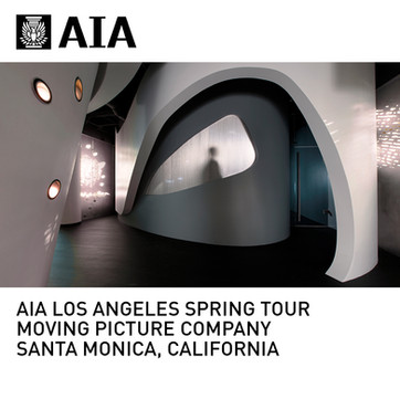 Moving Picture Company AIA Tour