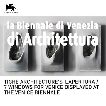 L'Apertura Venice Biennale Exhibition Italy