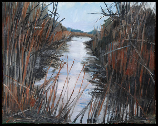 Blackwater Winter 16x20 oil on canvas.JP
